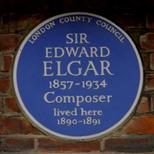 Sir Edward Elgar - W14