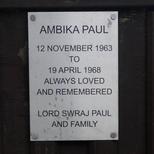 Ambika Paul