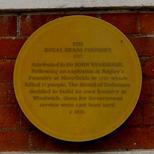 Royal Arsenal Brass Foundry