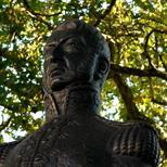 Jose de San Martin statue