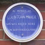 Colin John Maher