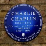 Charlie Chaplin - Methley Street