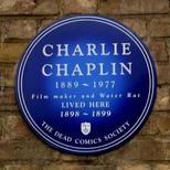 Charlie Chaplin - Methley Street