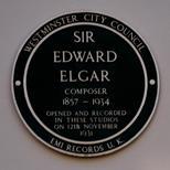 Sir Edward Elgar - NW8