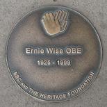 BBC Television Centre - Ernie Wise