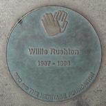 BBC Television Centre - Willie Rushton