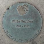 BBC Television Centre - Willie Rushton