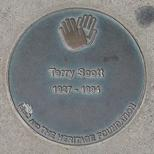 BBC Television Centre - Terry Scott