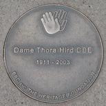 BBC Television Centre - Thora Hird