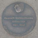 BBC Television Centre - Kenneth Wolstenholme
