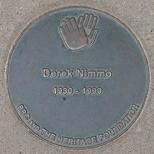 BBC Television Centre - Derek Nimmo
