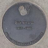 BBC Television Centre - Dick Emery