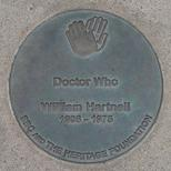 BBC Television Centre - Doctor Who - William Hartnell