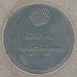 BBC Television Centre - Doctor Who - Patrick Troughton