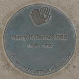 BBC Television Centre - Harry H. Corbett