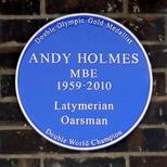 Andy Holmes