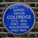 Samuel Taylor Coleridge - W14