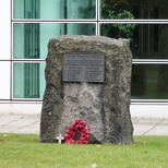 National Physical Laboratory stone war memorial
