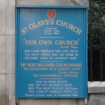 St Olave's Church