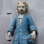 St Andrews - charity boy