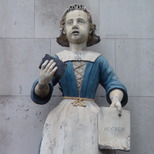 St Andrews - charity girl