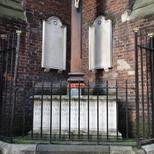 Quebec Chapel War memorial