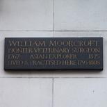 William  Moorcroft