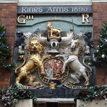 Old London Bridge - coat of arms