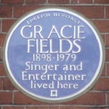 Gracie Fields - N1