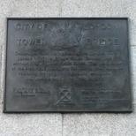 Tower Bridge, 1977 - electrification