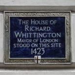 Whittington's house