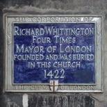 Whittington's church