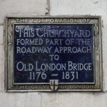 London Bridge roadway