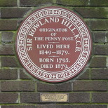 Rowland Hill - NW3