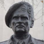 Montgomery statue