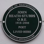 John Heath-Stubbs