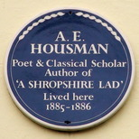A. E. Housman - W2
