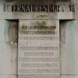 WW1 Memorial at St John's Waterloo