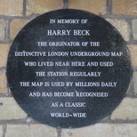 Harry Beck - Finchley Central