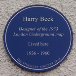 Harry Beck - N12