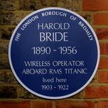 Harold Bride