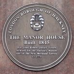 Manor House - Mare Street