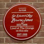 Sir Edward Burne-Jones - W14