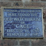 Old Watch House - E17