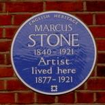 Marcus Stone