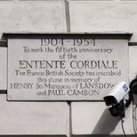 Entente Cordiale - 50th
