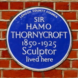 Sir Hamo Thornycroft
