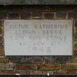 Lloyd-Baker plaque