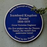 Isambard Kingdom Brunel - SE16
