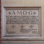 Holy Trinity Sloane Square - Cadogan